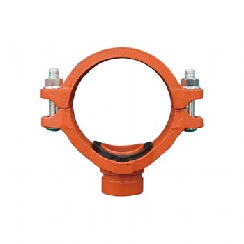 Mechanical Tee Grooved Outlet