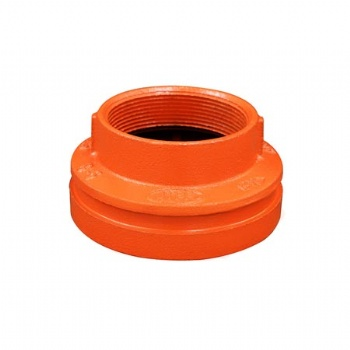 Grooved Threaded Concentric Reducer